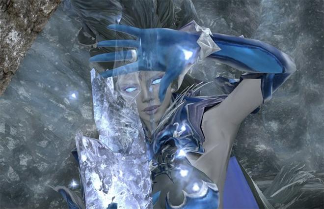 FF14冰神希瓦