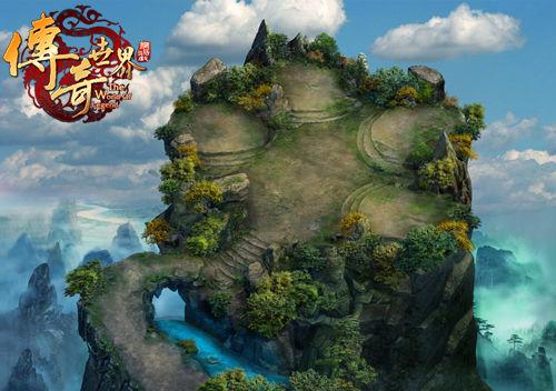 《传奇世界》时光区天人玩法首度曝光