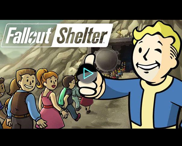 《辐射:避难所》游戏视频