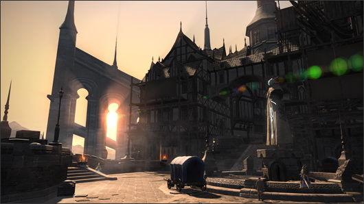 《最终幻想14》3.05补丁伊修加德:下层