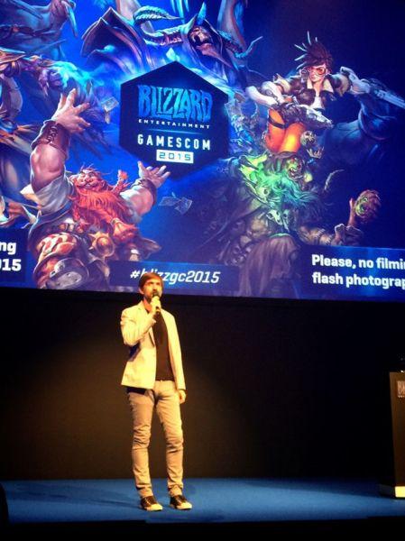 暴雪在科隆游戏展上公布《炉石传说》资料片信息