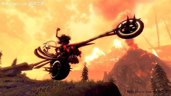 《残酷传奇》(Brütal Legend):也将加入十月游戏饕餮盛宴。