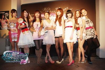 激情夜北京《热舞派对Ⅱ》派对不打烊