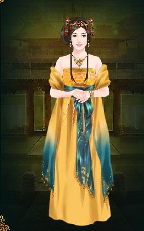 《宫廷计》游戏里都是什么样的装扮啊?_宫廷
