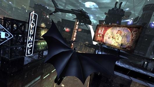 《蝙蝠侠:阿卡姆城》将全面支持3D