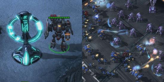 《星际争霸2:虫群之心》Beta:人族新兵种改动