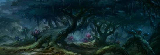 领地:塔南森林图片