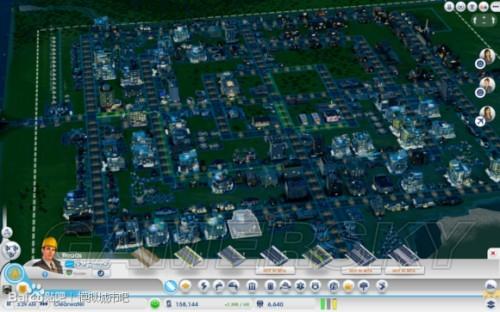 《模擬城市5》多人地圖三一峽圖文詳解_游戲