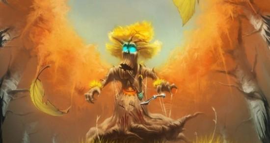 魔兽世界同人小说:德鲁伊风暴与利爪