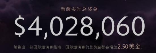 销售额400万!《DOTA2》TI4成奖金最高电竞赛事