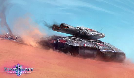 《风暴英雄》角色背景故事:重锤坦克中士