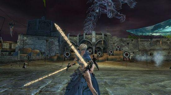 《激战2》便宜又好看的武器单手剑篇