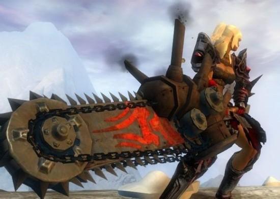激战2大剑幻化推荐 便宜又好看的大剑幻化