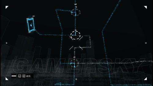 线描画星空步骤