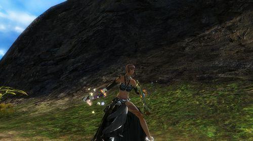 玩家分享激战18件传奇武器效果视频赏析