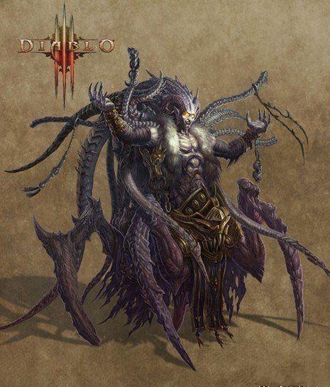 玩家设计《风暴英雄》:毁灭之王巴尔