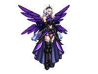 DNF女枪全改黑色天空9圣神堕落骑士