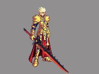 DNF男鬼剑士全武器改赤焰玄血刃