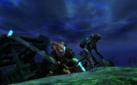 解读《激战2》游戏系统---进化着的MMORPG