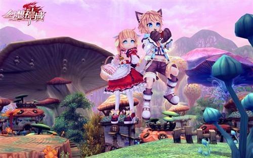 《幻想神域》全新life版 新服预创建开启(2)