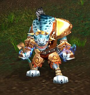 魔兽世界里的豺狼人大全之一:泥嘴豺狼人篇
