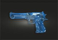 沙漠之鹰-蓝水晶(FP点道具)