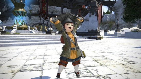 《最终幻想14》学者2.2毕业套简单整理