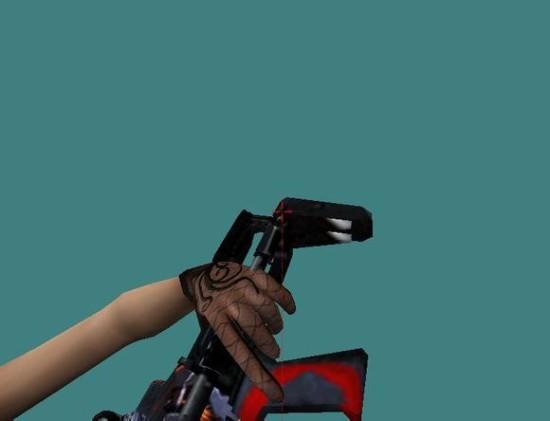 网友截图CF穿越爆料2015年英雄绝地外服武器火线求生实用技巧图片