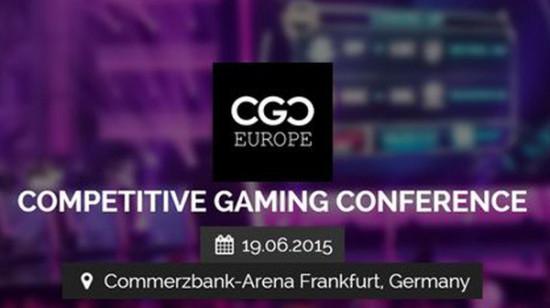 电竞热:6月19日欧洲将举办CGC大型电竞产业研讨会