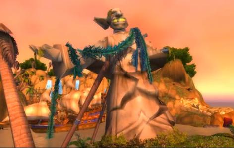 怀旧向视频:魔兽10年来部分场景的变化