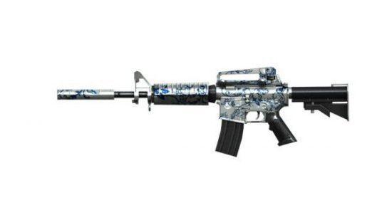 细数火线最美的10款武器