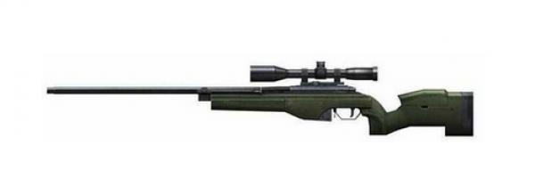 一定是打开方式不对 急速狙击TRG-21狙击枪