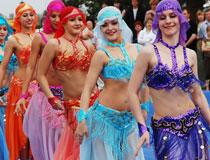俄罗斯民族舞蹈