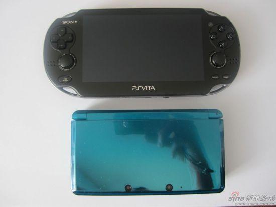 与3DS对比
