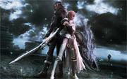 《最终幻想13-2》游戏壁纸(四)