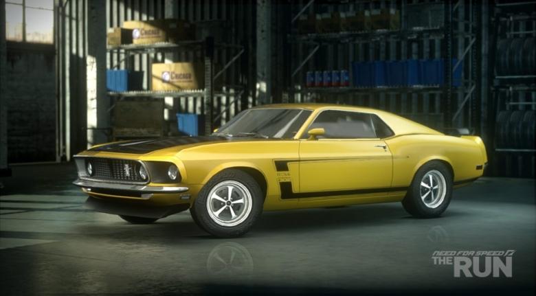 福特Mustang Boss 302