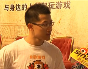 微游戏开发者论坛采访:微游戏CEO徐城