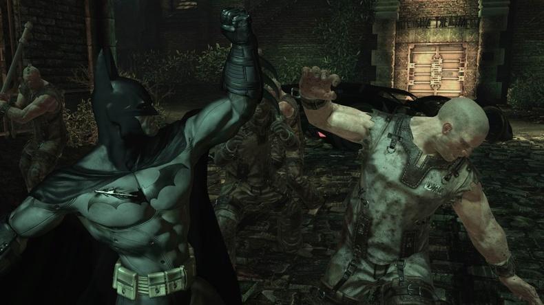 《蝙蝠侠:阿甘疯人院》E3 2009新图