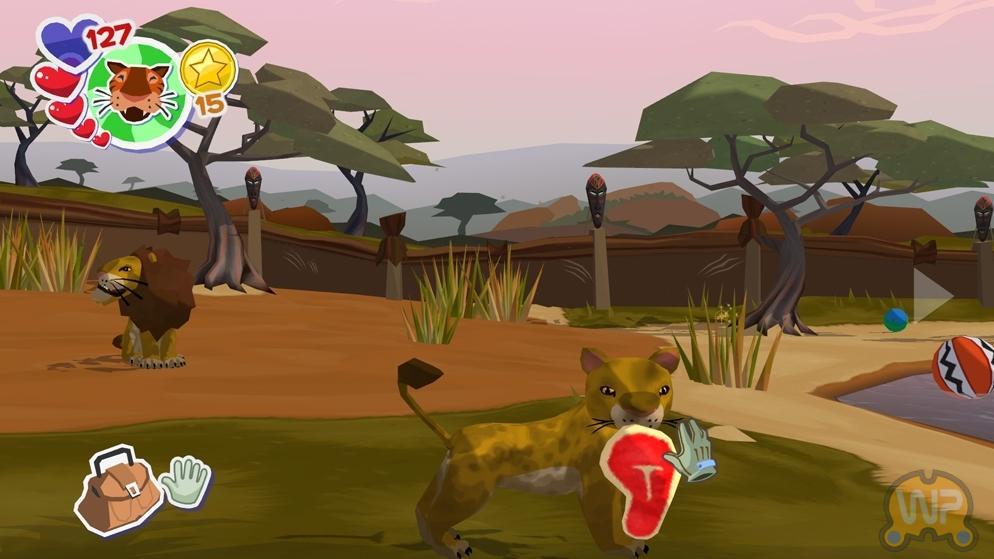 《动物园世界》游戏画面(8)