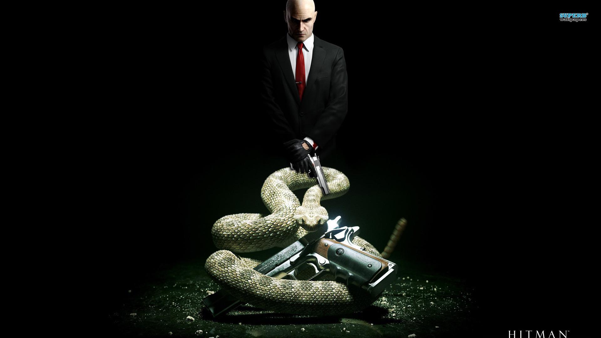 《杀手5:赦免》壁纸(3)