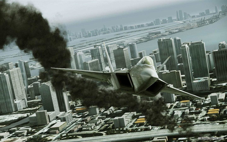 《皇牌空战7:突击地平线》壁纸2