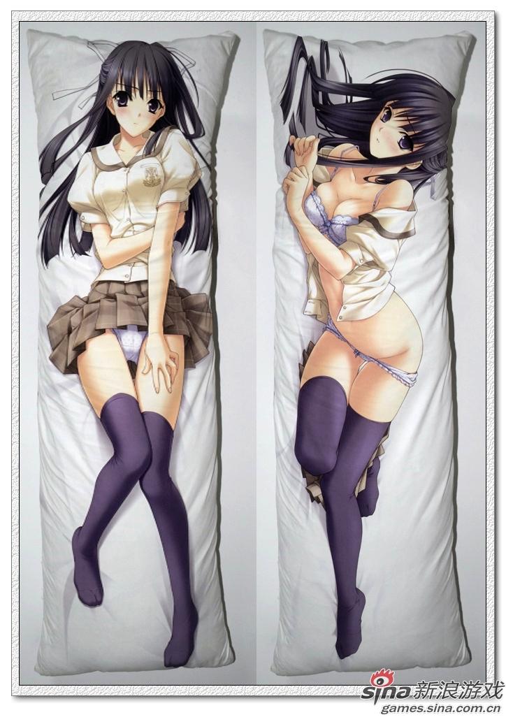 日本宅男最爱的邪恶抱枕