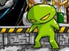 外星绿人乱斗