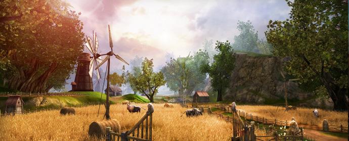 Gstar2012公开新游《伊卡洛斯》游戏画面欣赏