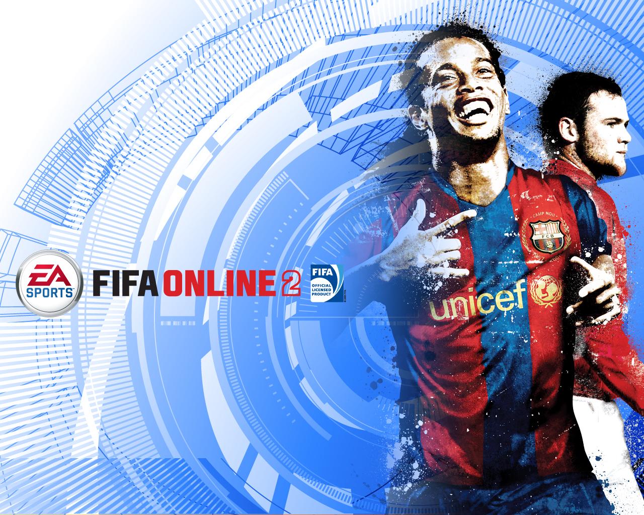 fifa online2 精美壁纸