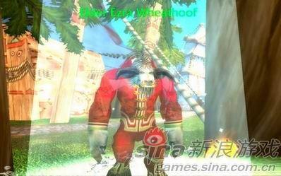 Ezra化身春节长者