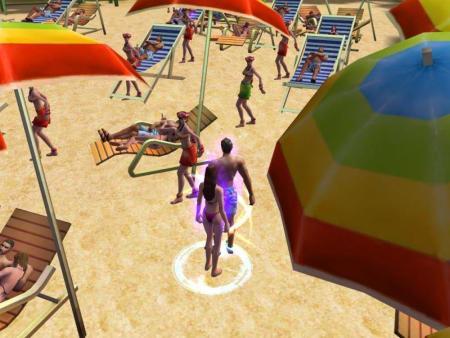 《性感》巨人沙滩穿比基尼拿超高经验_网络游性感有舞蹈什么图片