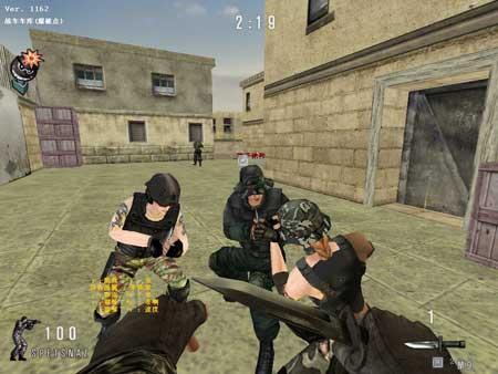 特种部队美女战队选拔活动火爆进行 网络游戏特种部队图片