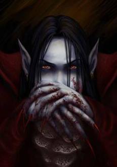 《炼狱》吸血鬼网游最诡异职业登场