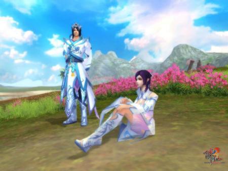 仙侠情侣装:浩光装与云梦装   最具东方神秘魅力时装设计与东方